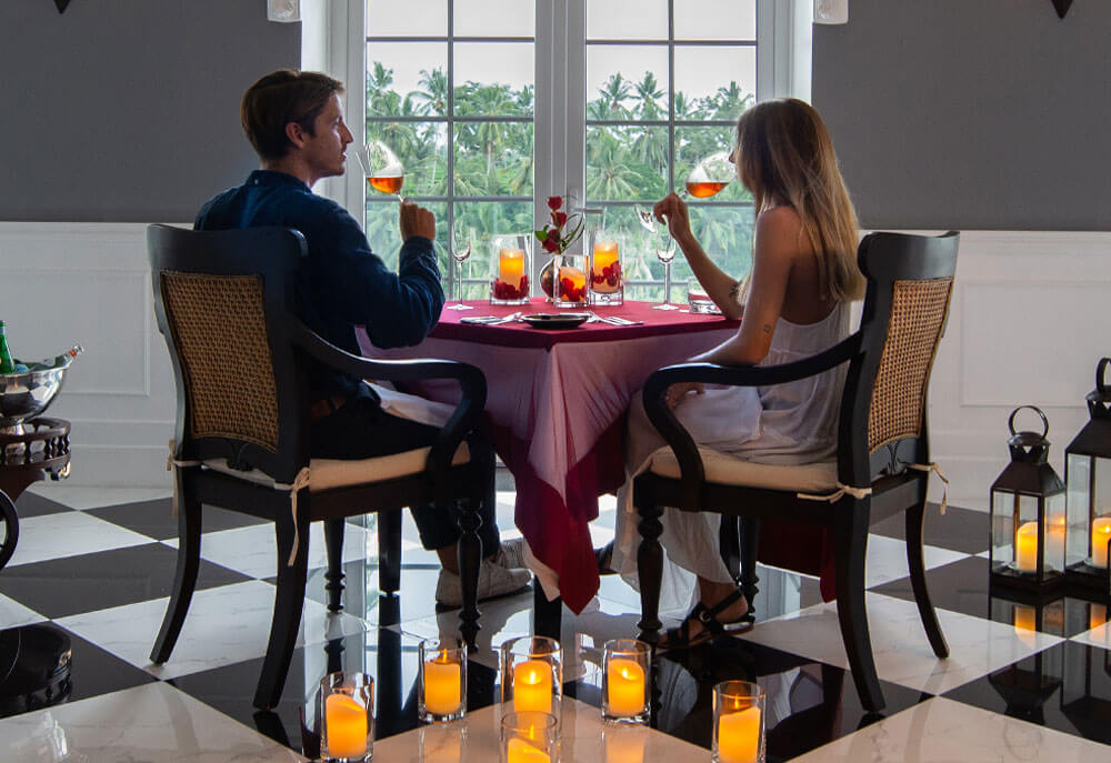 Candlelight Dinner