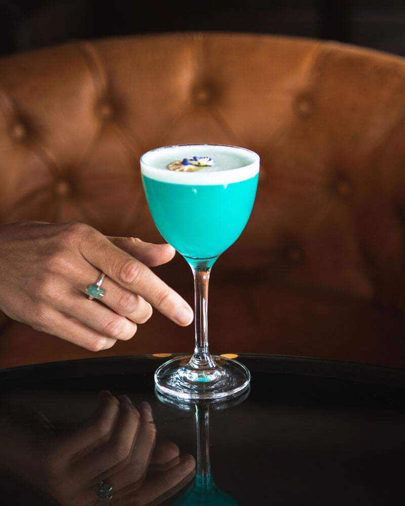 Cocktail Blue