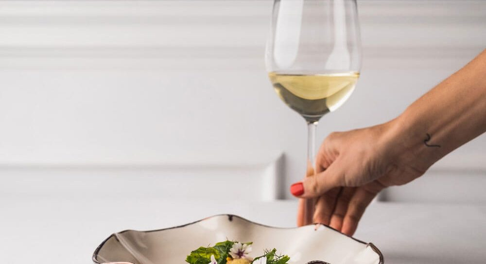 Apéritif wine list