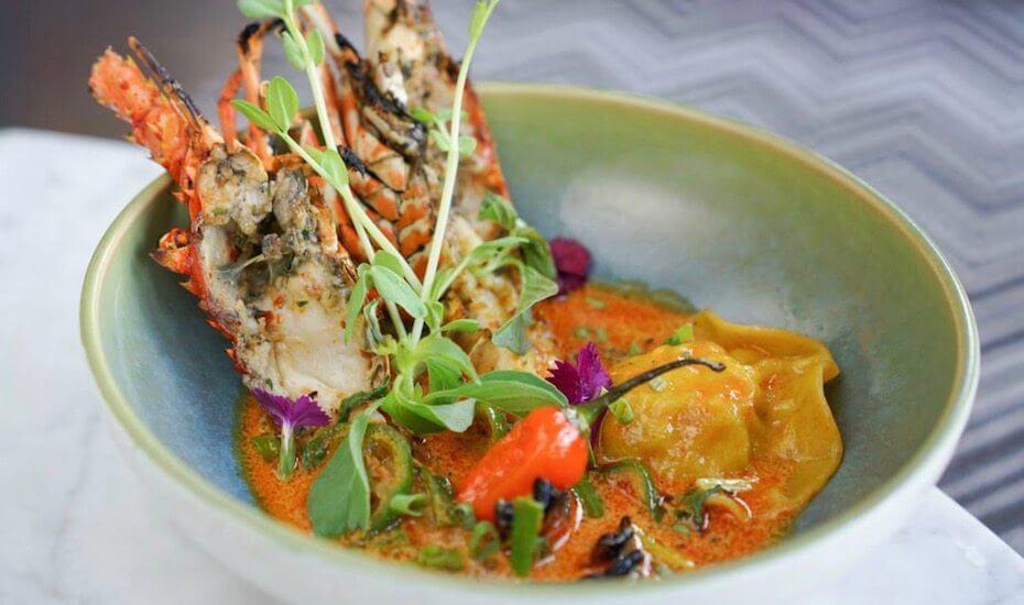 Balis Best Restaurants Hujan Locale Ubud