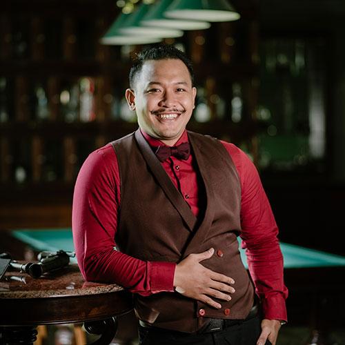 Aperitif Restaurant Mixologist - Panji
