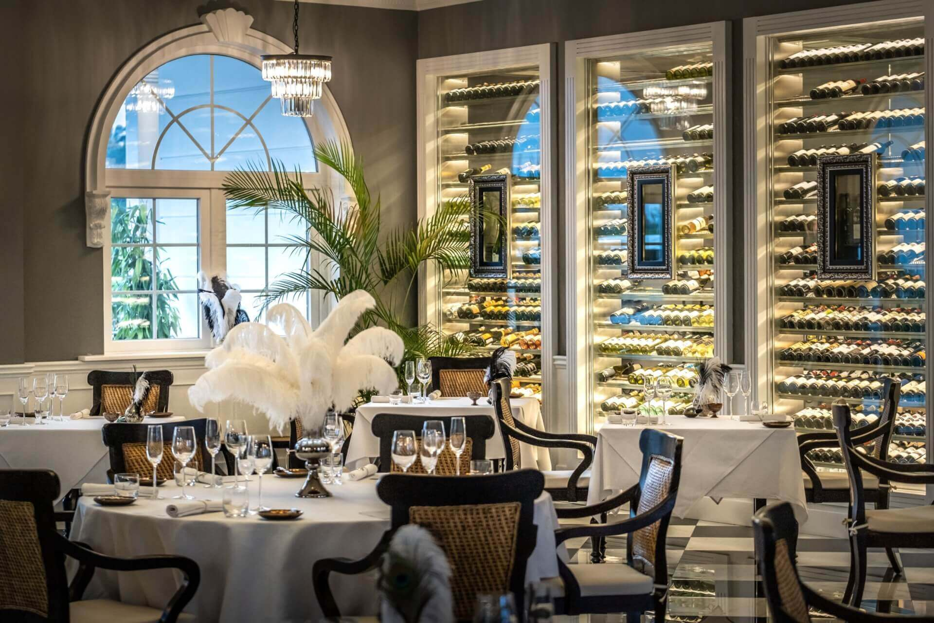 Aperitif Restaurant & Bar with Special Degustation Menu