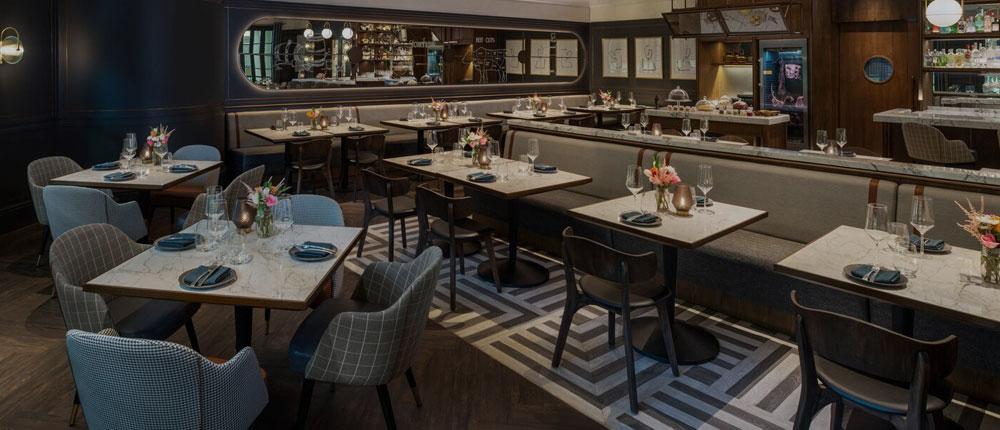 Uppercut Restaurant Takeover by Apéritif