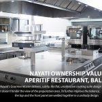 NAYATI OWNERSHIP VALUE : APERITIF RESTAURANT BALI